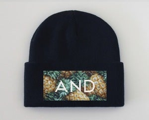 Image of PINEANDAPPLE Beanie <em> NEW </em>
