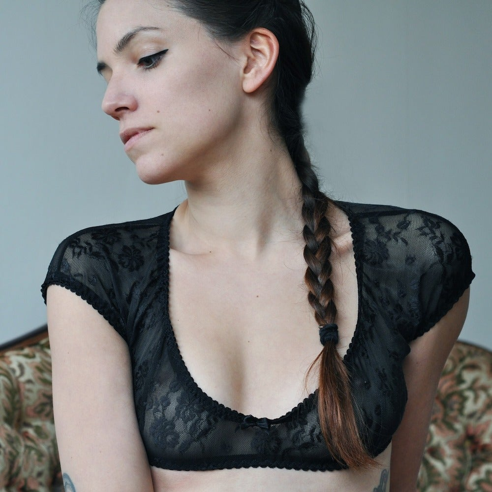 Image of Rosa Cropped Top