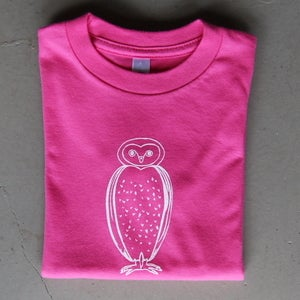 Image of Owl Children's Tee