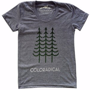 Image of Coloradical Three Trees T-Shirt