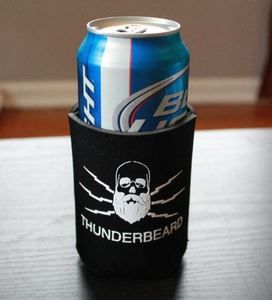Image of Thunderbeard Can Koozie (2-Pack)