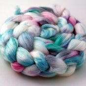 Image of Opal - Superwash Merino/Bamboo/Nylon Wool Top/Roving