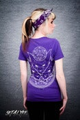 Image of S4L LADIES 'LUCIPUR' PURPLE V NECK