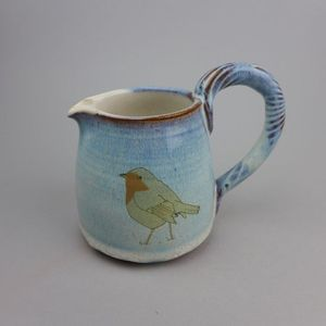 Image of Blue Tit,Robin, Song Thrush or Blackbird Jug