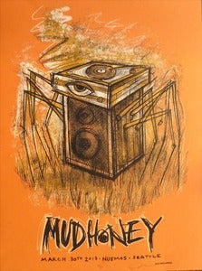 Image of Mudhoney Nuemos Seattle