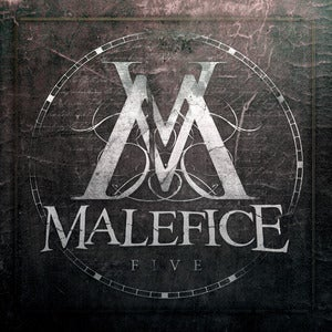 Image of Malefice &quot;V&quot; - CD Album