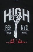 Image of High Til I Die t-shirt 