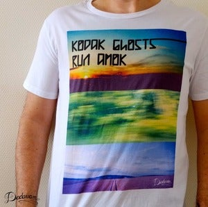 Image of T-shirt homme kodak ghosts run amok - Travels