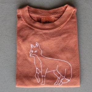 Image of Fox Children's Tee
