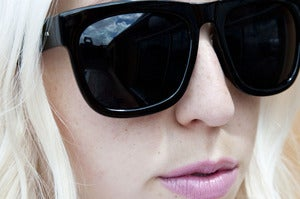 Image of Chunky Wayfarers