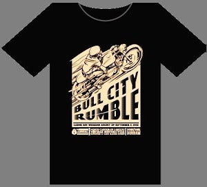 Image of Bull City Rumble 8 Shirt