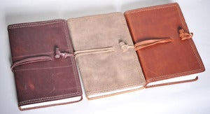 Image of Leather NIV Bible