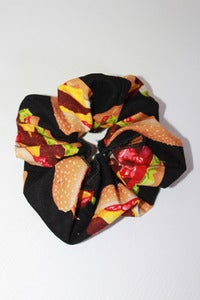 Image of Burger Scrunchie