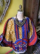 Image of bubble caftan