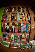 Image of Pro Skateboard Decks - Assorted Brands