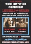 Image of Christina Lindberg VS Laura Gemser : SECRETS OF THE SWEET SIXTEEN / LOOKING GOOD