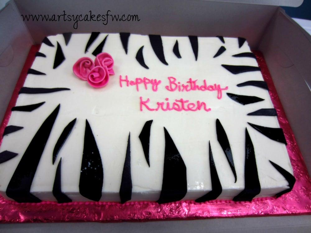Artsy Cakes Fw