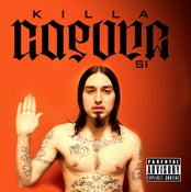 "Image of Killa Capone ""Manson"" CD"