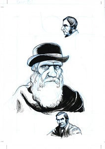 Image of Darwin: A Graphic Biography, pg83