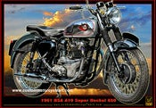 Image of 1961_BSA_A10_Super_Rocket_650_motorcycle_poster_print
