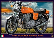 Image of Laverda_Mirage_motorcycle_poster_art_print