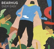 "Image of bearhug ""over easy"" EP"