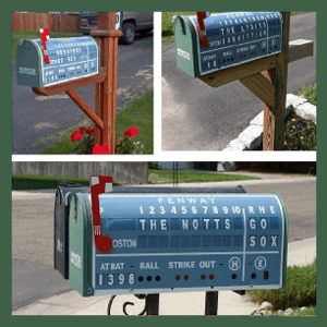 Image of Monster Mailbox