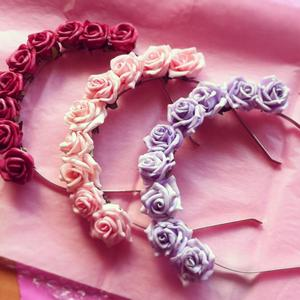 Image of Basic Flower Crown (7 Colours)