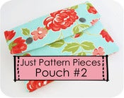 Image of Just Pattern Pieces - Pouch #2