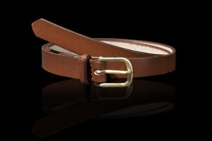 Image of The Stella Belt - Chestnut