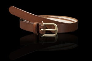 Image of The Stella Belt - Mahogany