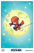 Image of Superior Spiderman Baby (print)