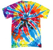 Image of Nautical Tie Dye Tee