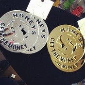 Image of Honey's Gettin Money Earrings 