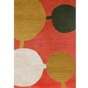 Image of spotcheck rugs