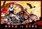 Image of Born_to_Ride_motorcycle_poster
