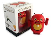 Image of Red Lucky Cat Android - Shane Jessup