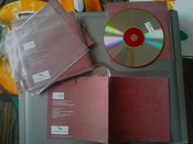 Image of Garnet full length CDr (salamander lane productions)