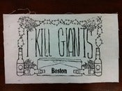 Image of I Kill Giants - Boston patch