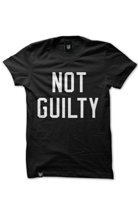 Image of NOT GUILTY (Black)