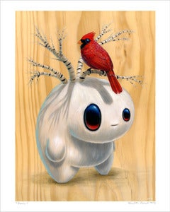 Image of &quot;Boris&quot; giclee print