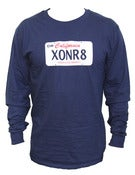 Image of XONR8 Long Sleeve Tee