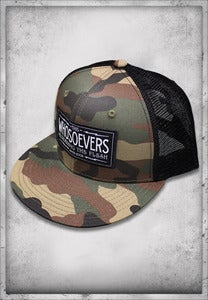 Image of EXCLUSIVE '09 CAMO TRUCKER