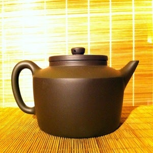 Image of Generous Yixing Clay Teapot