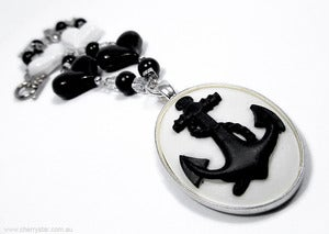Image of Anchors Aweigh Necklace