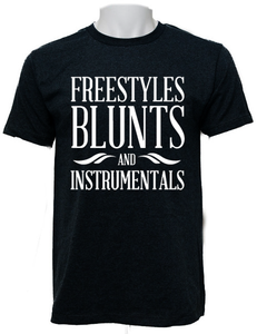 Image of The Essentials tee black