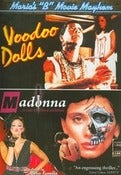 Image of Maria's B-Movie Mayhem: Voodoo Dolls / Madonna: A Case Of Blood Ambition