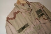 Image of WTaps Desert Storm Camo M-65 Jacket L