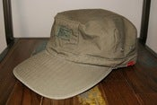 Image of WTaps Herringbone Marine Cap 