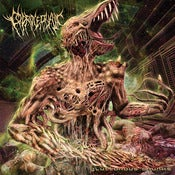 Image of Coprocephalic - Gluttonous Chunks (2013)
